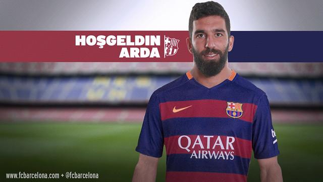 Oficjalnie: Arda Turan w Barcelonie!