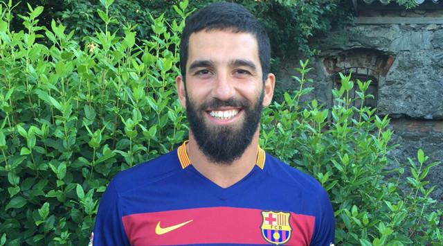 """Arda: """"Marzyłem o Barcelonie"""""""