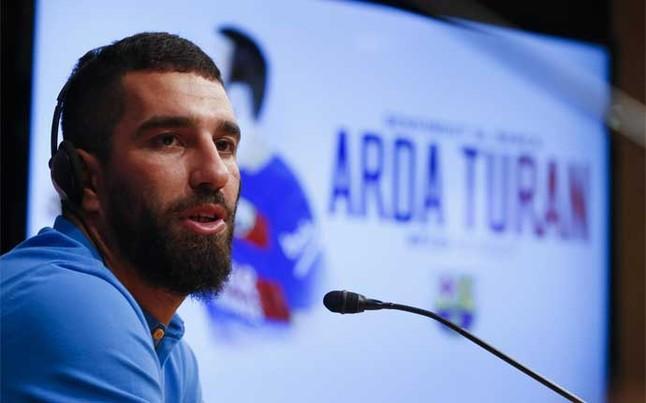 Konferencja prasowa Ardy Turana