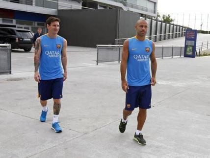 Messi i Masche wracają do klubu