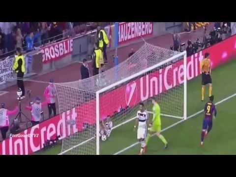 Messi nominowany do UEFA Best Goal