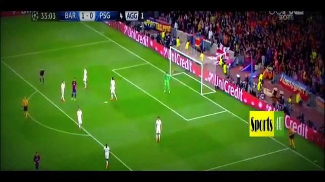 Neymar nominowany do UEFA Best Goal