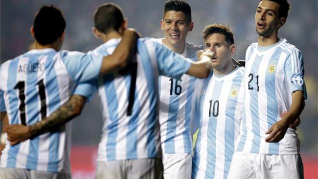 Argentyna w finale Copa America