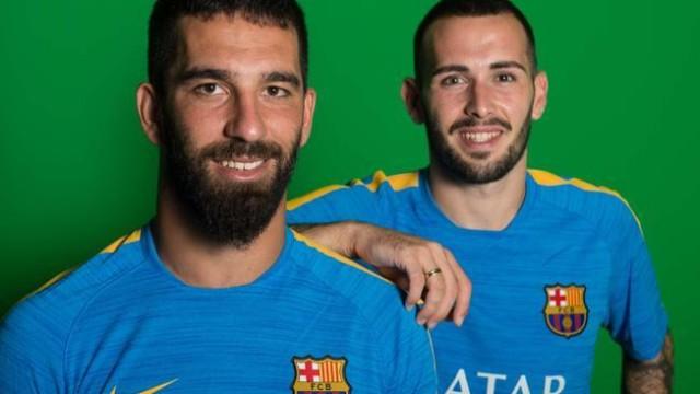 Arda i Vidal nie zagrają nawet w sparingach