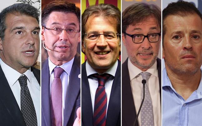 Oficjalnie: 5 kandydatów na prezydenta