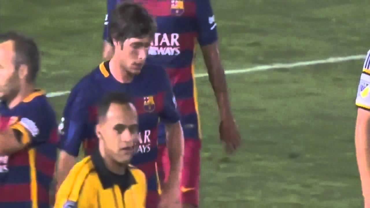 SKRÓT: LA Galaxy – FC Barcelona