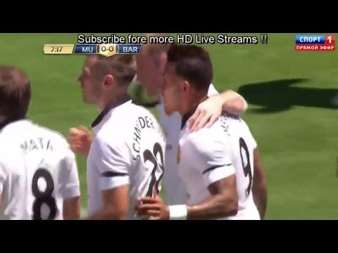 SKRÓT: Manchester United – Barca