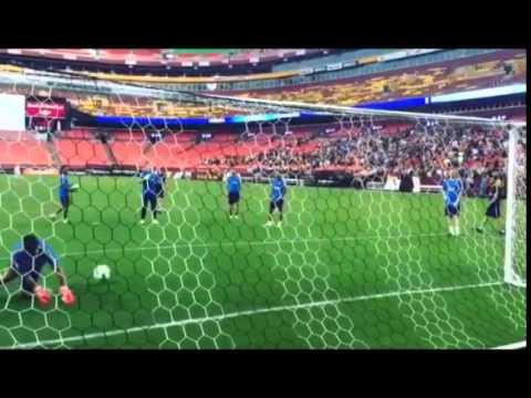 Suarez vs Ter Stegen