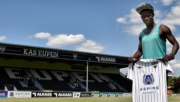 Oficjalnie: Diagne w KAS Eupen