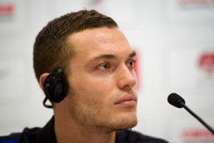 Thomas Vermaelen of English football tea