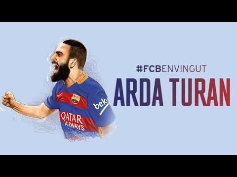 Wideo na powitanie Ardy Turana
