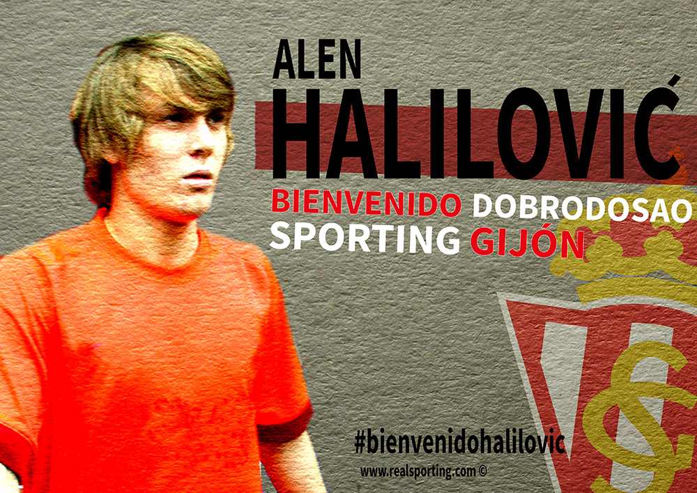 Oficjalnie: Halilović w Gijón