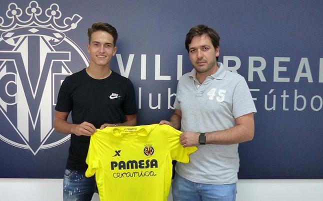 Denis Suarez w Villarreal