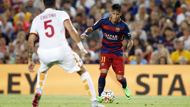 Neymar kontuzjowany!