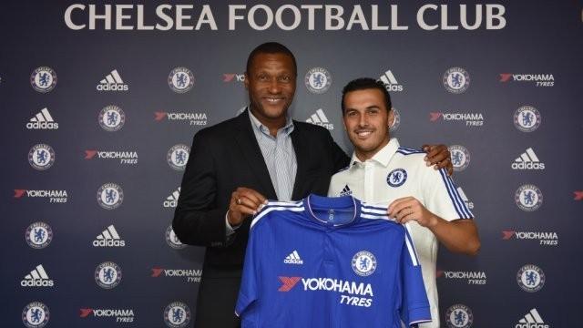 Oficjalnie: Pedro w Chelsea!