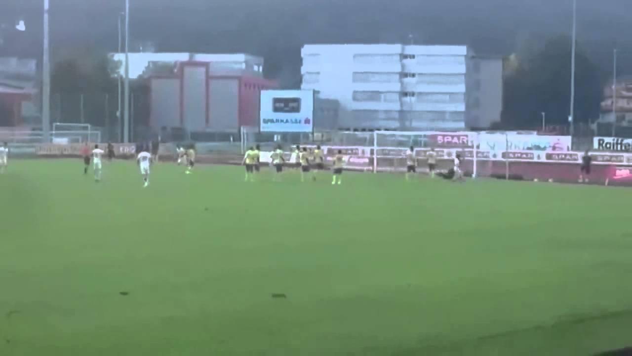 Pierwszy gol Xaviego w Al-Sadd