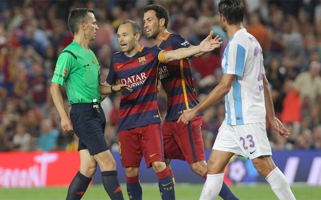 4 mecze i 4 arbitrów z Madrytu…