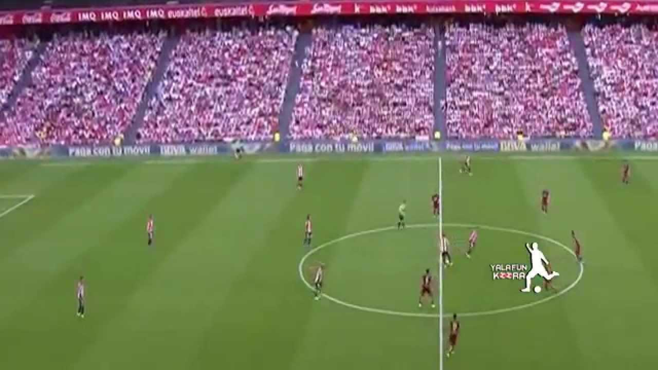 SKRÓT: Bilbao – FCB