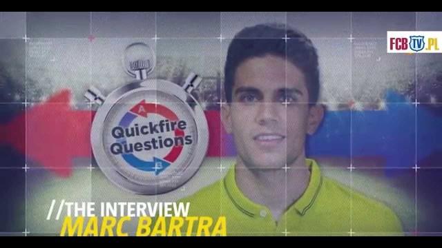 Błyskawiczny wywiad z Bartrą