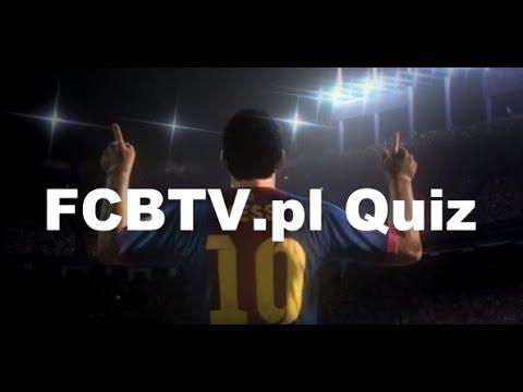 FCB QUIZ #1