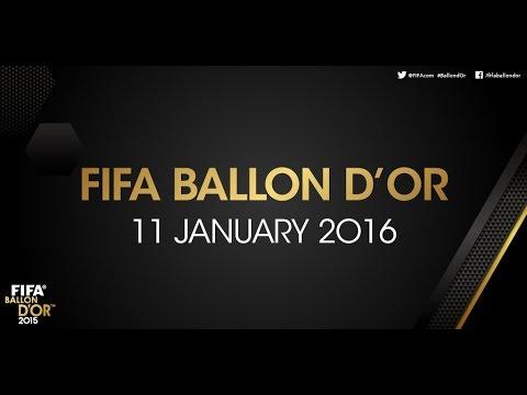 Gala Złotej Piłki 11 stycznia