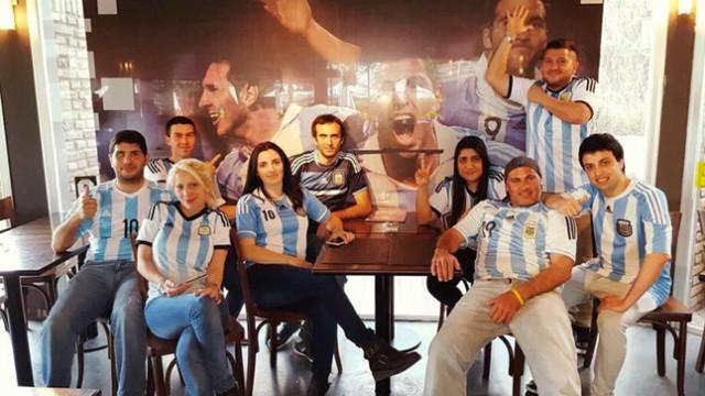 Pierwszy fanklub Messiego!