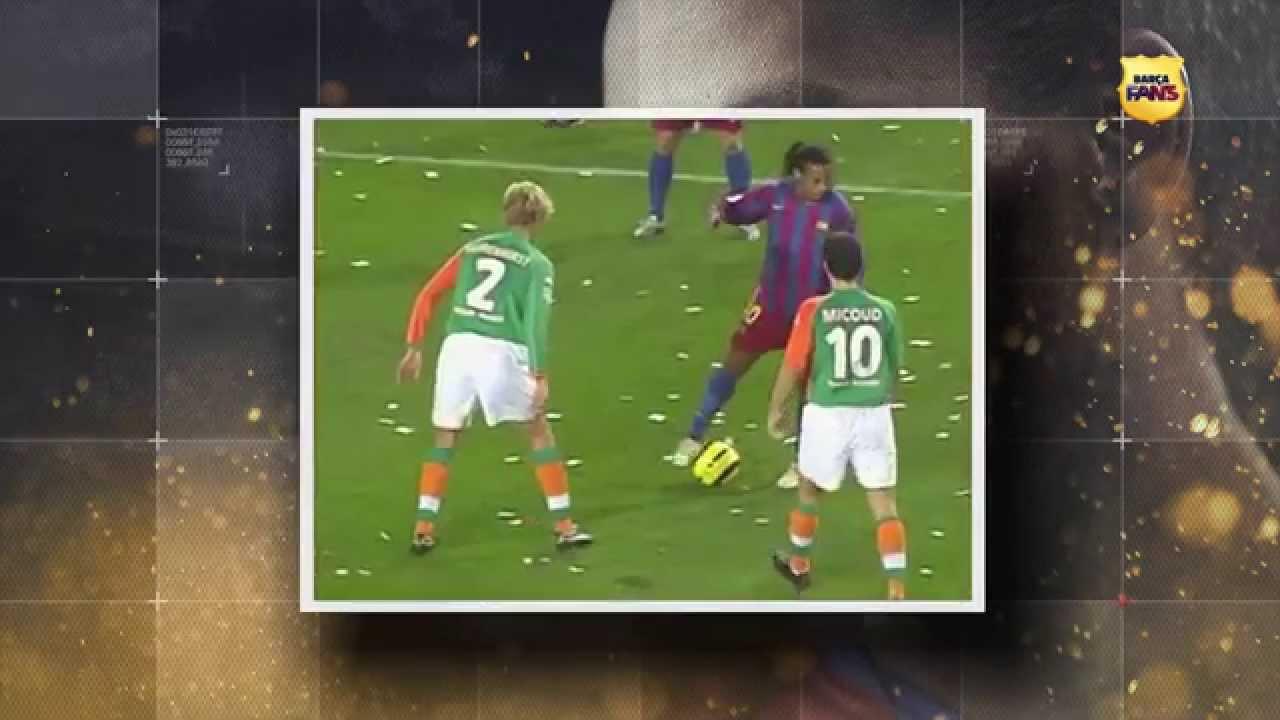 Magia Ronaldinho
