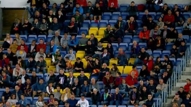Gwizdy na Camp Nou