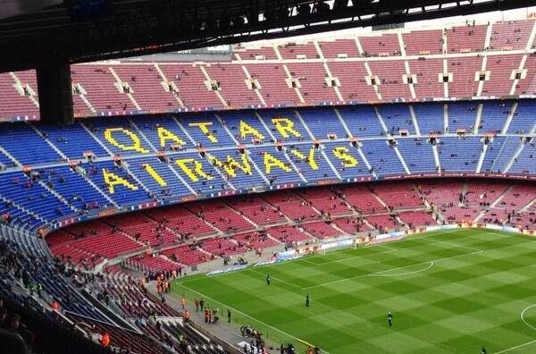 Camp Nou zmieni nazwę?