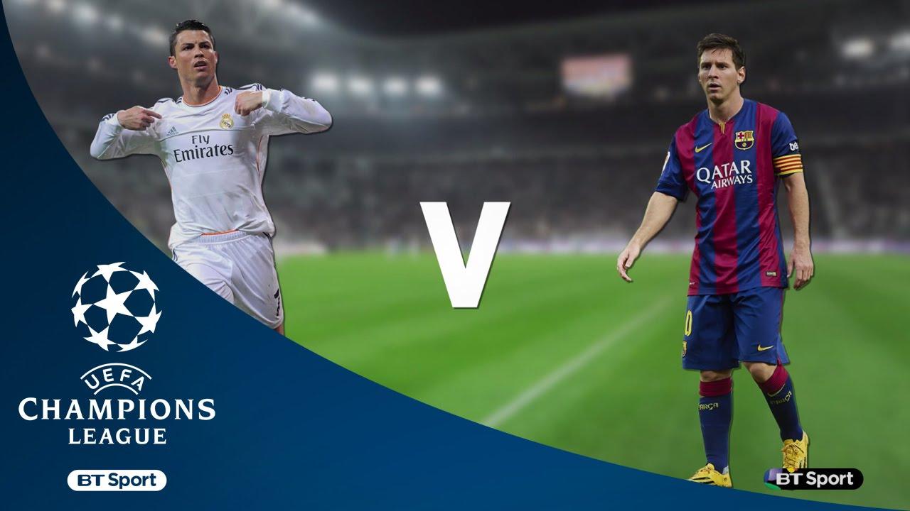 Ronaldo VS Messi według gwiazd