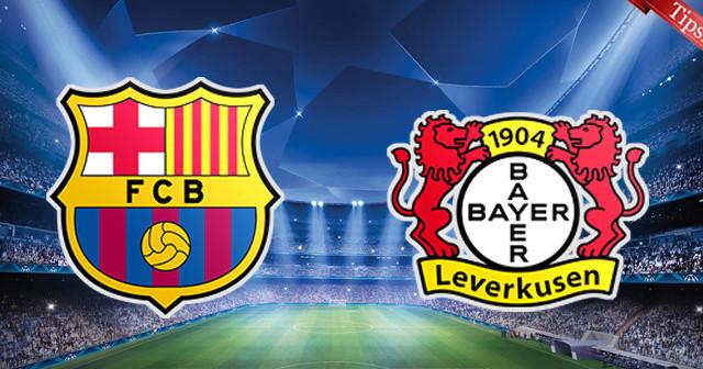 SKRÓT: FC Barcelona – Bayer
