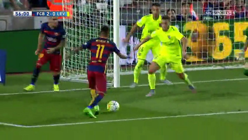SKRÓT: FC Barcelona – Levante