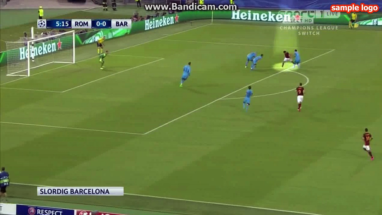 SKRÓT: Roma – FC Barcelona