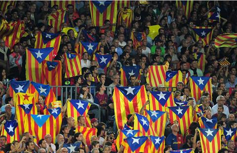 Barca z akcją przeciwko UEFA!