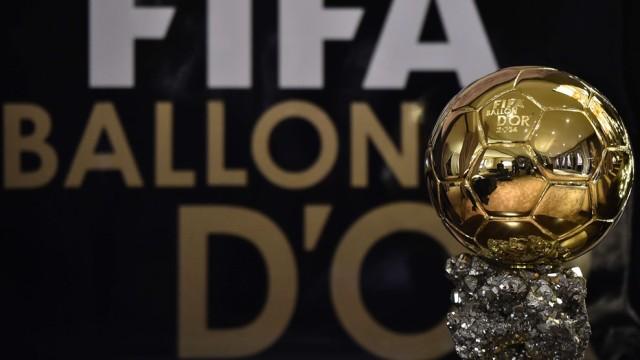 Nominowani do Złotej Piłki