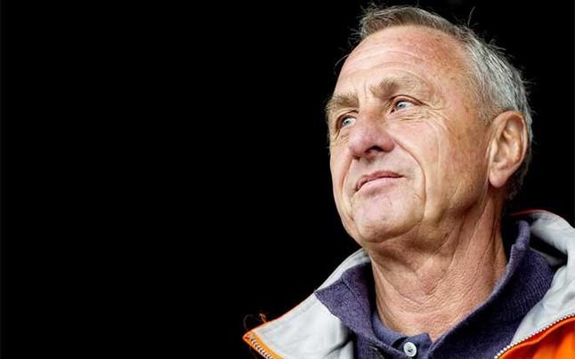 Cruyff chory na raka…