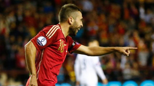 Wygrana i awans Hiszpanii
