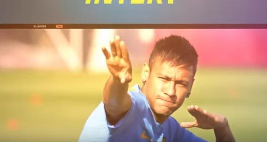 Błyskawiczny wywiad z Neymarem