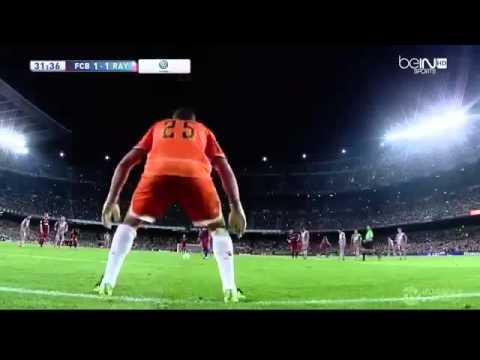 SKRÓT: FC Barcelona – Rayo