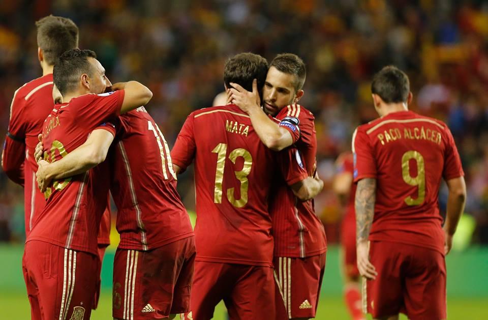 Hiszpania awansuje na Euro 2016