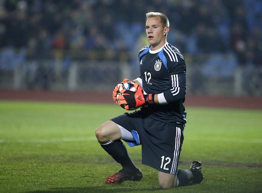 Ukraine v Germany - UEFA U21 Championship Playoff: First Leg