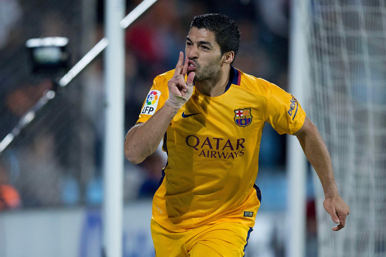 300 bramek Suareza