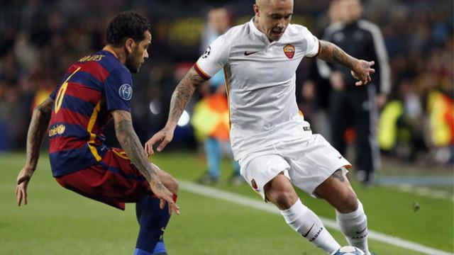 Alves nie zagra z Leverkusen