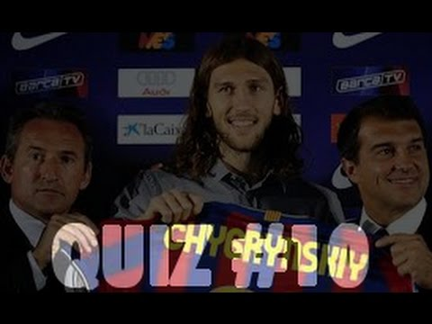 FCB QUIZ #10