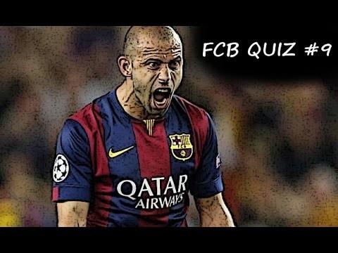 FCB QUIZ #9