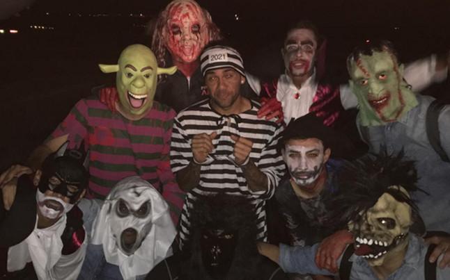 FCB Halloween i… przeprosiny