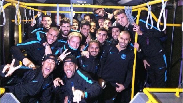 Ksywki piłkarzy FC Barcelony