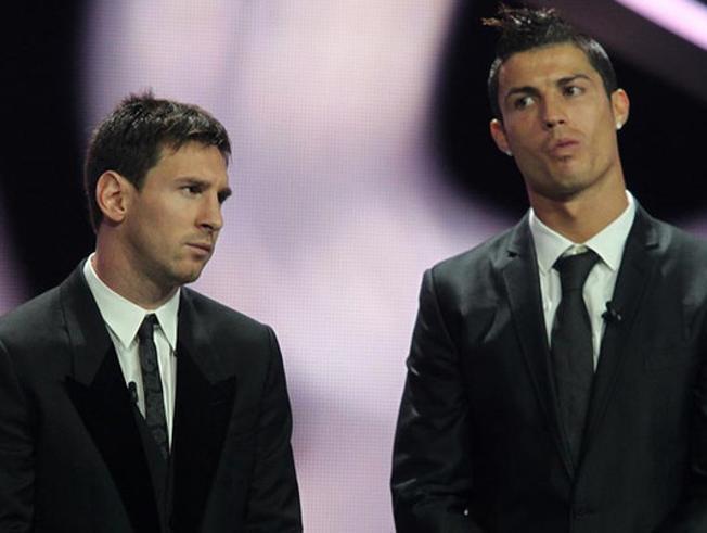 Ronaldo: Messi wygra Złotą Piłkę