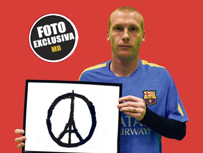 Mathieu wspiera rodaków