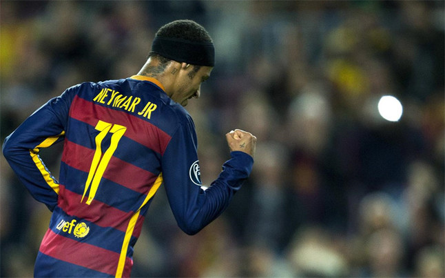 200 bramek Neymara